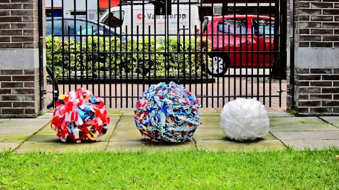 Plastic Soep Ballen